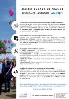 AMRF Pq adhérer – Victoires 2020